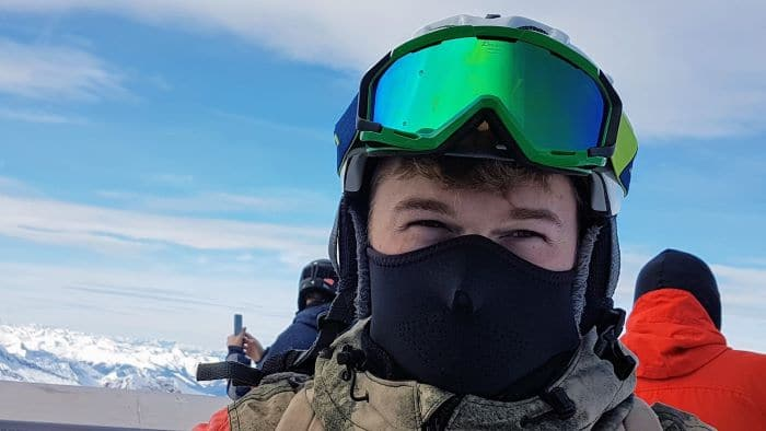 What is a ski mask?