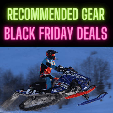 black friday deals snowmobile gear