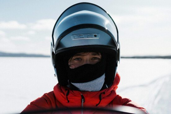 best snowmobiling face mask